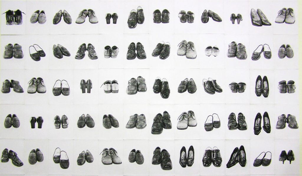 Γιάννης Διαμάντης – Μυστικός Δείπνος,175Χ300cm,2005-2006